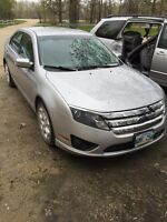 2010 Ford Fusion Safetied