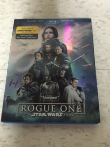 Star Wars - Rogue One (Combo DVD et Bluray)