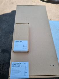 Aqualisa Midas Plus Shower Set - (BRAND NEW & UNOPENED)