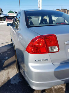 2004 Honda Civic Safetied Etested Sedan