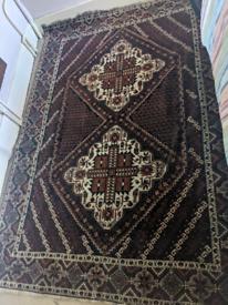 Handmade Persian rug from Iran