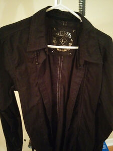 Men's Shirts - Size L (Guess, Tommy Hilfiger, American Eagle)