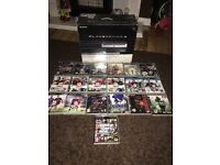 PS3 (19 games, 2 controllers with Liverpool skin)