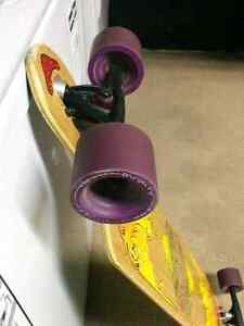 Longboard for sale or trade for BMX
