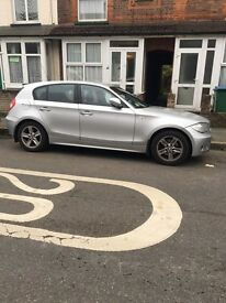 BMW 120d auto 55 plate low mileage