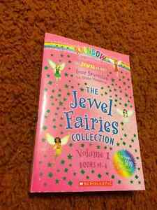 Rainbow magic, the jewel fairies collection book
