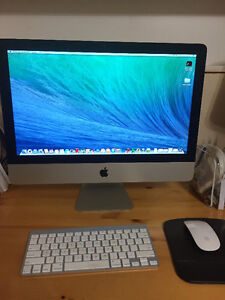 2013 iMac 21.5 -INCH Intel i5 2.7 GHZ 8GB RAM
