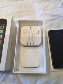 iPhone 5s, 16 GB, perfect condition, O2 network