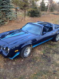 81 Z28 Chevy Camaro
