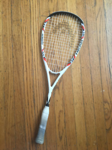 Squash Racquet Looking for New Home