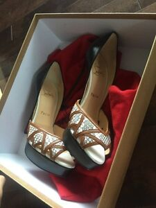 Real Louboutin Size 7 Never worn