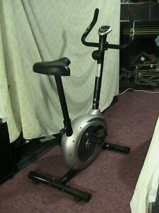TEMPO Electronic Excercise Bike*SOLID,Smooth,Quiet & Compact