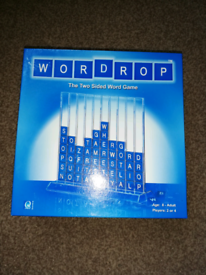 Wordrop word game
