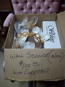 Wilshire wall Sconce
