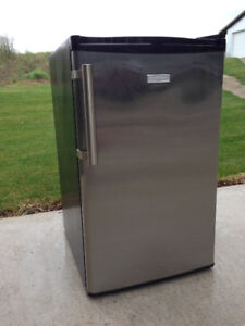 Almost new compact fridge-Top of the Line-3.1 cu. ft.