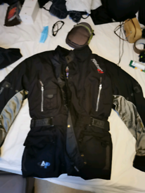 Akito python bike jacket