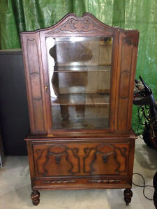 Antique China Cabinet London Ontario image 1