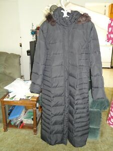 kirkland long winter coat