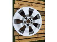 """Bmw 17"""" alloy wheel"""