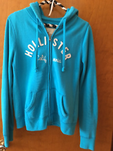 Hollister hoodie in size Large
