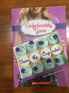 Confectionately Yours: Save the Cupcake! by Lisa Papademetriou