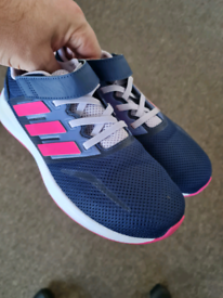 Adidas run falcon girls trainers
