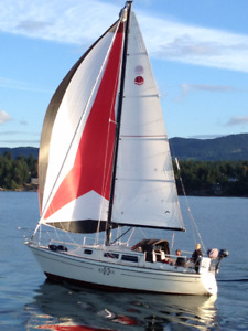 27' Sun Sailboat in great condition!