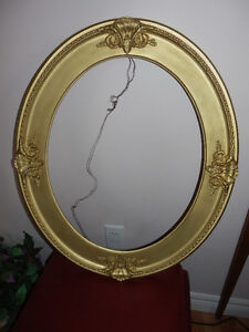 ANTIQUE PICTURE FRAMES AND PICTURES