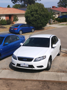 3000$Fg falcon 8 months rego dedicated gas swaps clean ba or bf