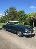 1954 KAISER SPECIAL EDITION FOR SALE.