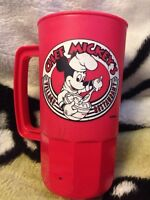 Vintage Chef Mickeys Village Restaurant mug