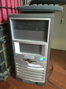 Ordinateur Core2 Duo Windows 7