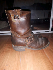 FRYE engineering boots size 7