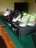 retro Jordan's and Lebron for sale