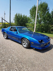 1987 CAMARO IROC T TOP FOR SALE