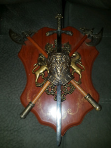 Sword decor
