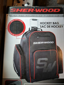 Sherwood Hockey Bags For Sale