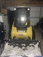 GET YOUR DRIVEWAY CLEARED WITH A SKID STEER - GREAT RATES