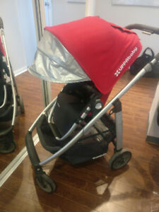 Gently used 2016 Uppababy CRUZ stroller *price reduced*