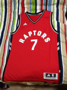 Adidas Kyle Lowry NBA Swingman Jersey MENS SMALL