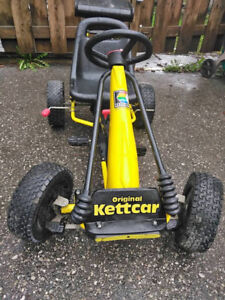 Kettler Kettcar Kabrio Cart Very Good ConditionMade in Germany