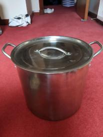 15L stock pot
