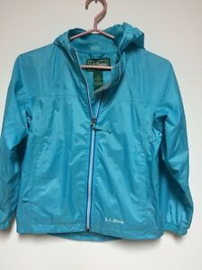 L.L. Bean blue jacket youth size 8 hood London Ontario image 1