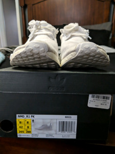 """Adidas NMD """"Japan""""  white RARE. authentic. 8/10 condition."""