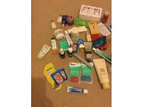 Free for uplift Bath and body items various used and unused