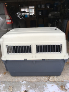 Giant Size Dog Crate