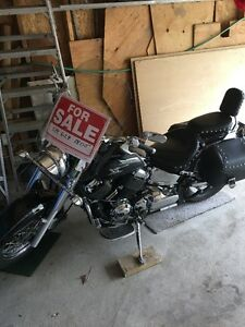 2006 Yamaha V Star for Sale.