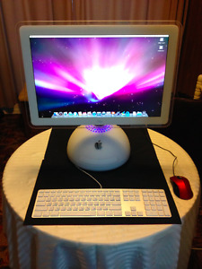 "Apple iMac 20"" G4 1.25Ghz 2GB RAM - Classic Iconic Design"