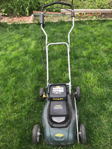 Set of 4 - Electric Lawn Mower,Trimmer,Edger & Hedge cutter