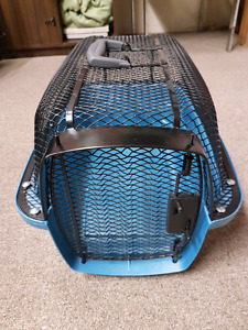 Small wire pet travel crate